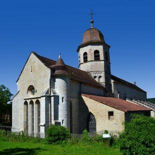 Abbaye de Gigny