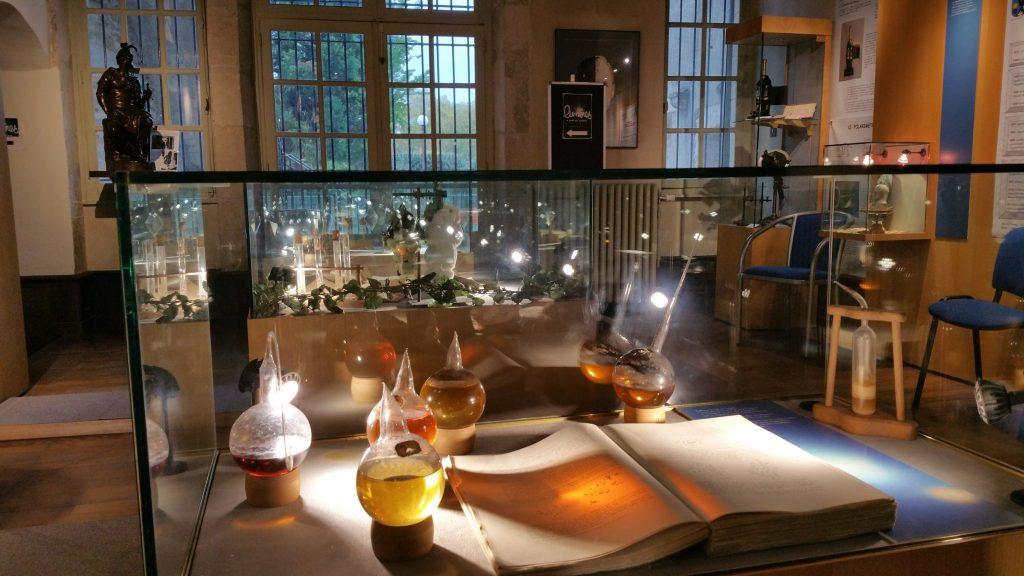 Dole, dans la Maison Pasteur © Jura Tourisme