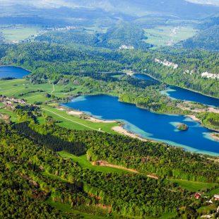 La Vallée du Hérisson - Plateau des 7 lacs