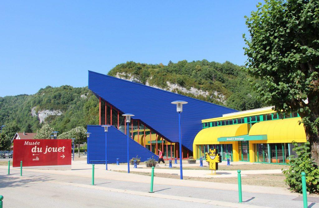 Musée du jouet à Moirans-en-Montagne © Jura Tourisme