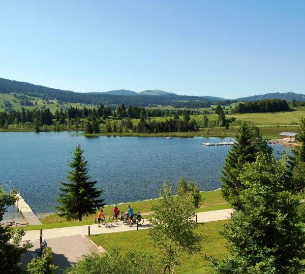 Lac des Rousses © Jura Tourisme
