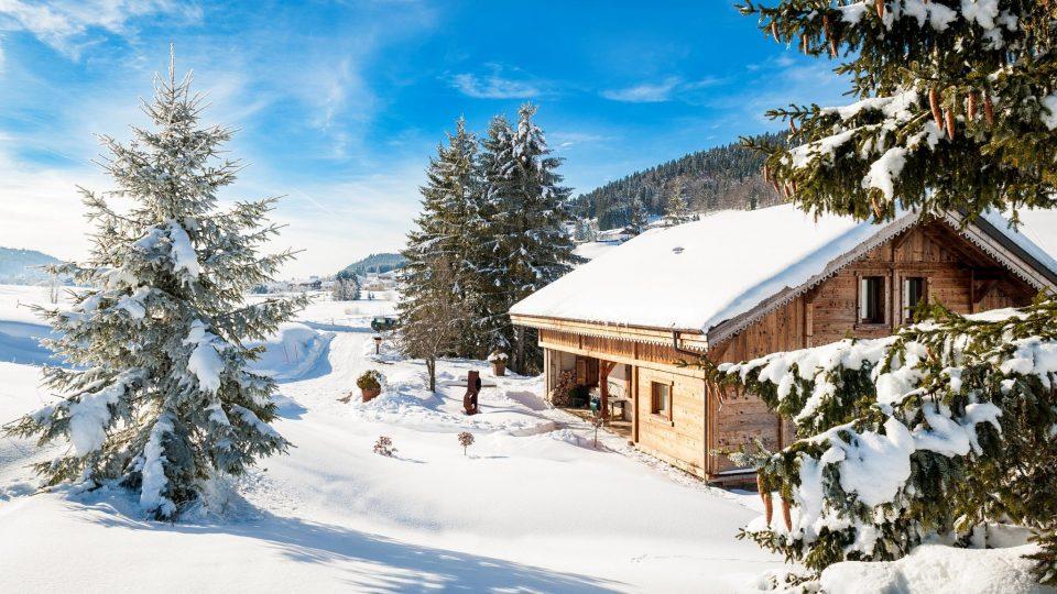 Hébergement La Scie Neuve à Bois d'Amont