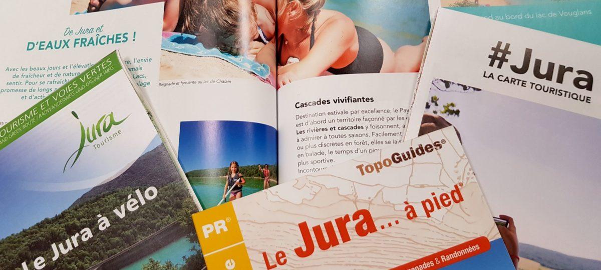 Cartes, brochures et guides touristiques