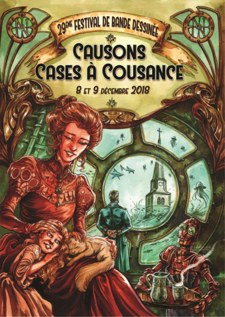 Causons Cases à Cousance