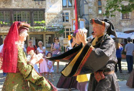 Danse médiévale