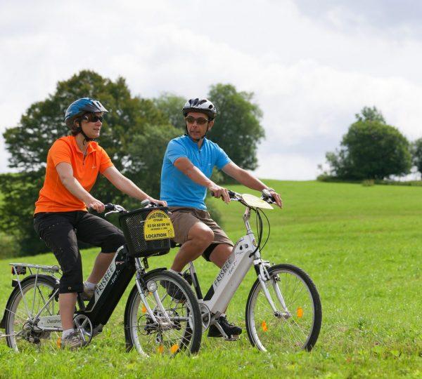 Location de Vélo à Assistance Électrique (VAE)