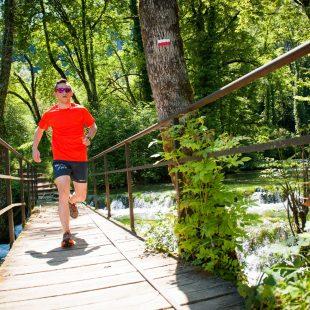 Trail aux cascades de Baume-les-Messieurs