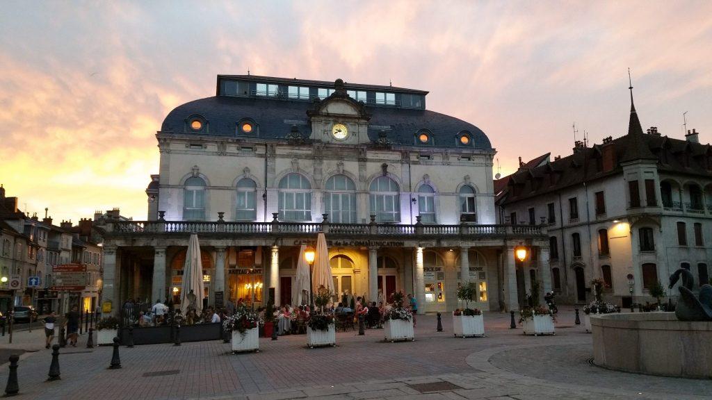 Théâtre de Lons-le-Saunier  © Jura Tourisme
