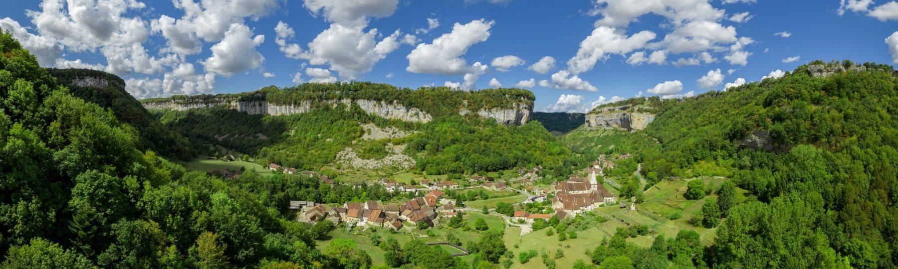 Baume-les-Messieurs  © Stéphane Godin/Jura Tourisme