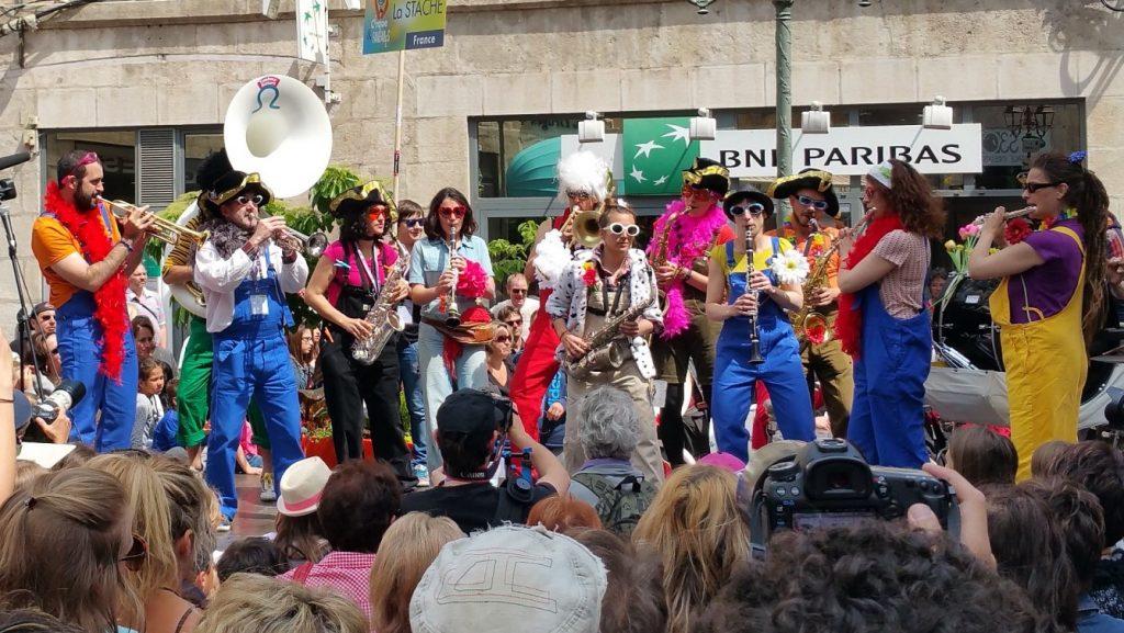 Festival Cirque et Fanfare