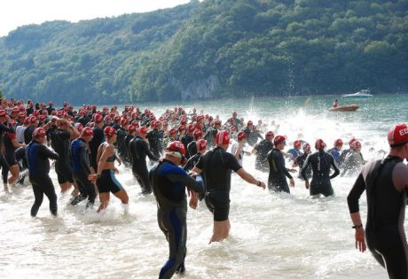 Triathlon Vouglans