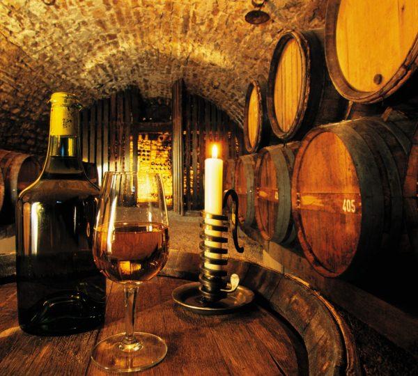 Cave à Château-Chalon © Stéphane Godin/Jura Tourisme