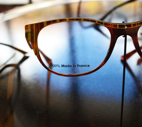 Lunettes Made in Jura