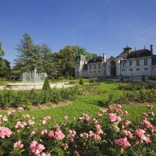 Thermes Valvital et parc de Lons-le-Saunier