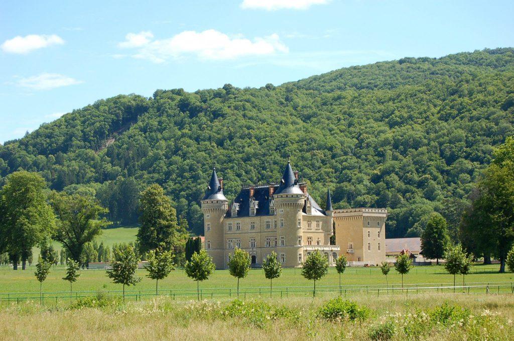 Château de Cornod © Jura Tourisme