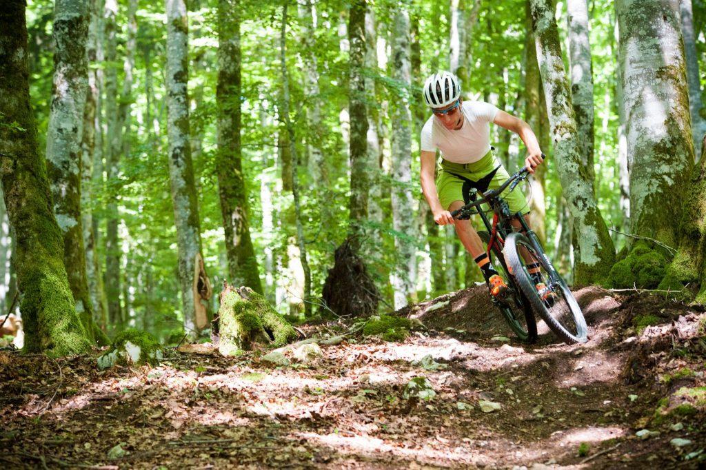 Bike Park à Longchaumois © Benjamin Becker/Jura Tourisme