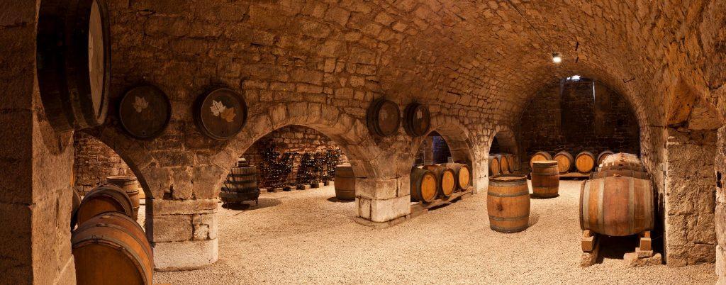 Cave du Domaine Noir à Poligny © Jean-Baptiste Merillot/Jura Tourisme