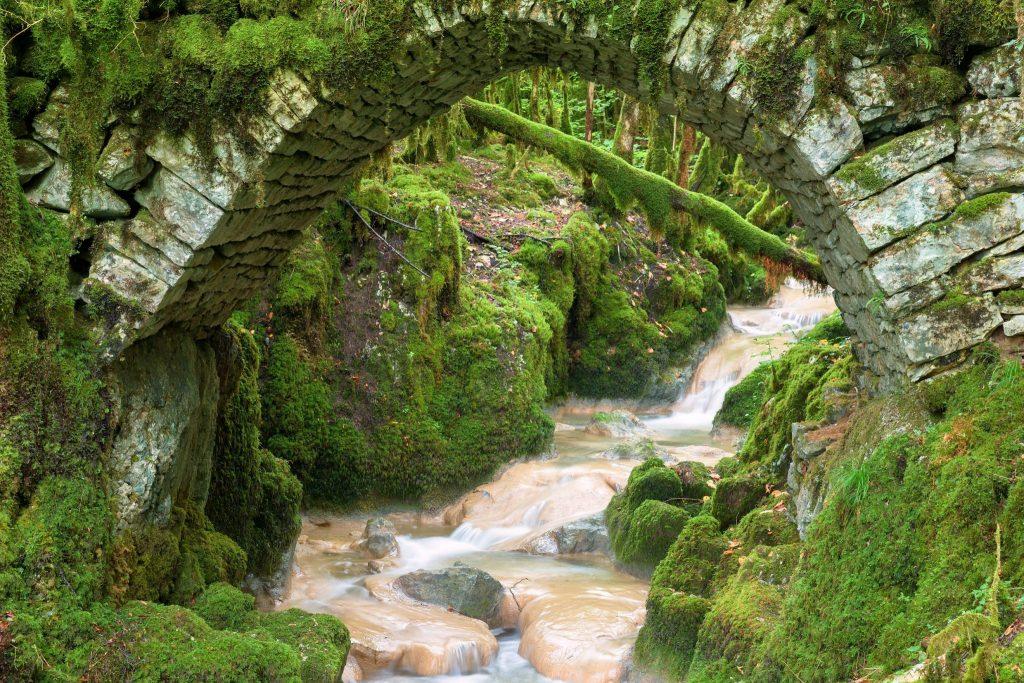Gorges du Dard © Stéphane Godin/Jura Tourisme