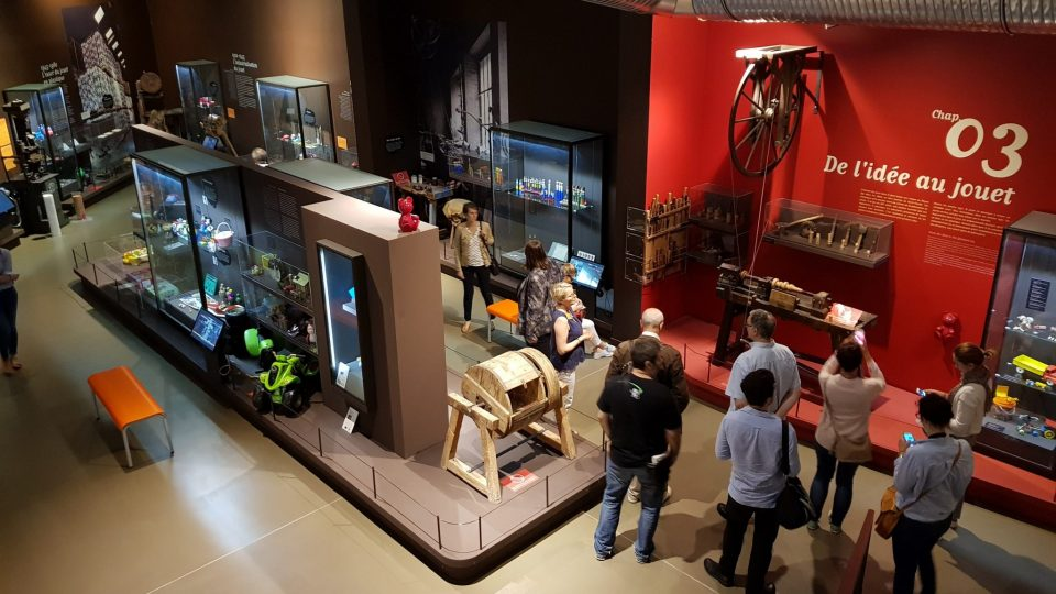 Musée du jouet © Jura Tourisme