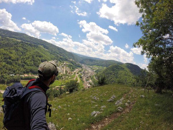 Vertigineux Haut-Jura de belvédères en belvédères