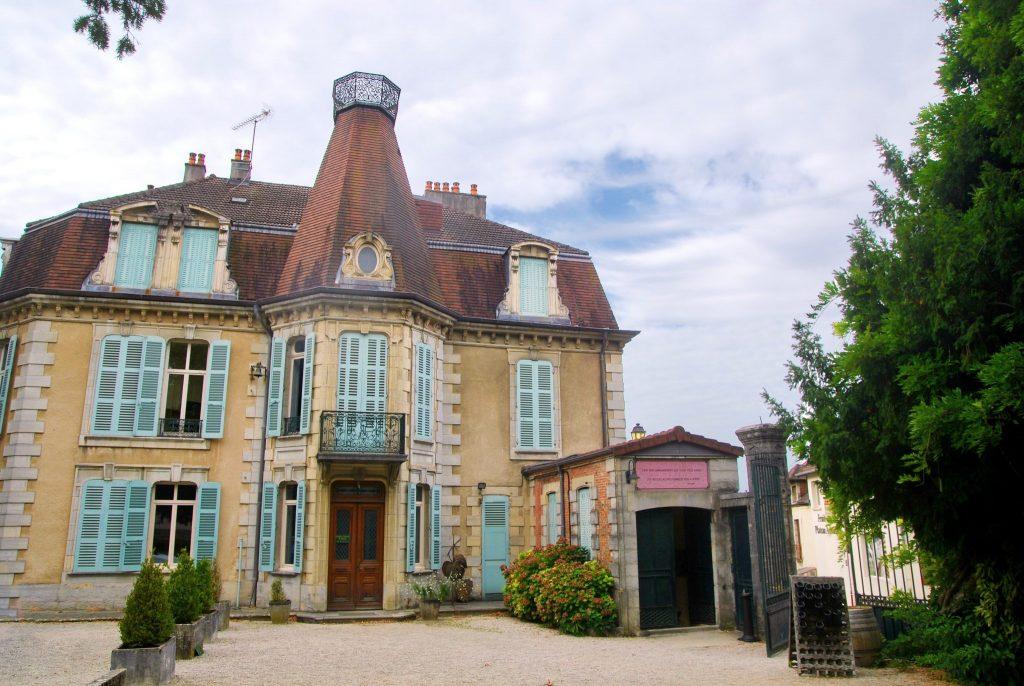 Château Béthanie - Fruitière vinicole d'Arbois © Jura Tourisme