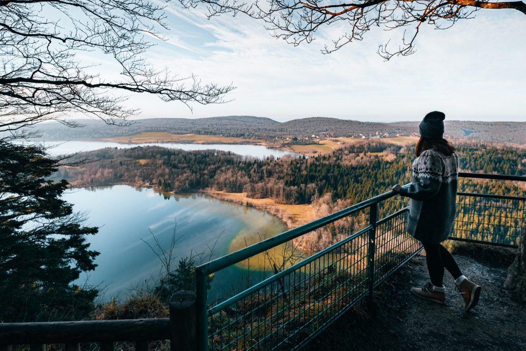 Belvédère des 4 lacs © RefuseToHibernate / Jura Tourisme