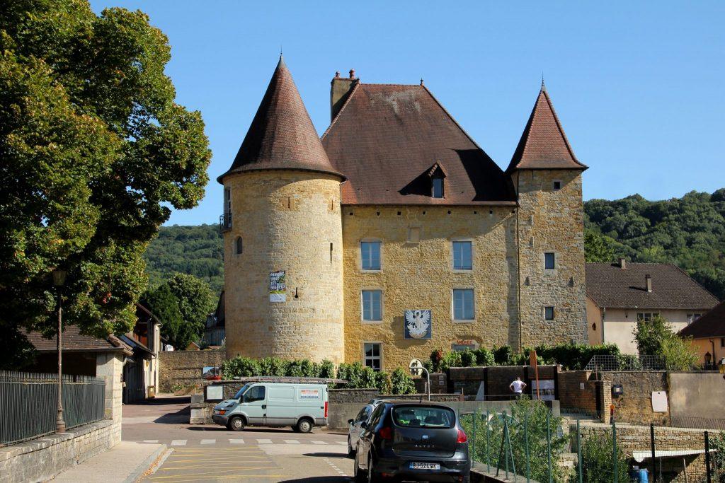 Château Pécauld © Jura Tourisme