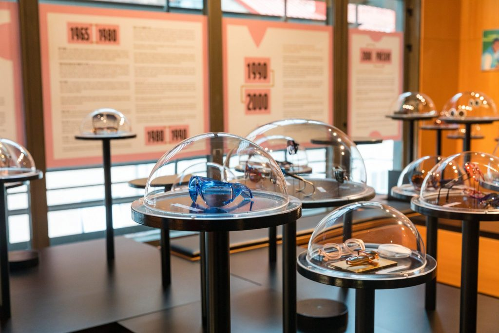 Musée de la lunette © Ariane Fornia/Jura Tourisme