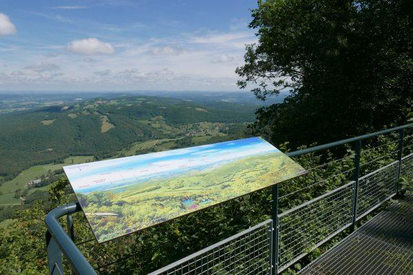 D'un belvédère à l'autre, les plus beaux panoramas du Jura