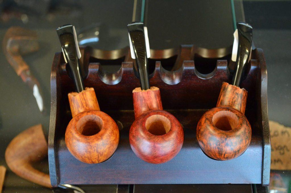 Pipes Chacom © Jura Musées