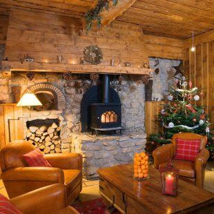 Hotel le Lodge aux Rousses © Stéphane Godin/Jura Tourisme