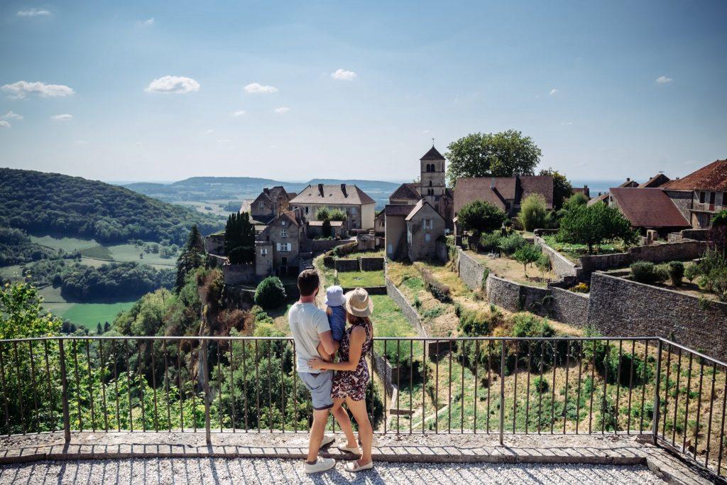 Château-Chalon © LoveLiveTravel