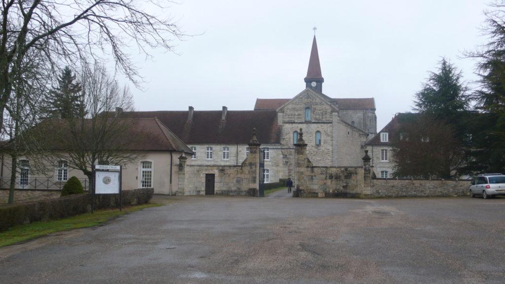 Abbaye d'Acey © Jura Nord
