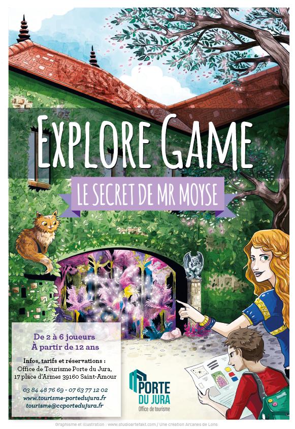 City Game à Saint-Amour