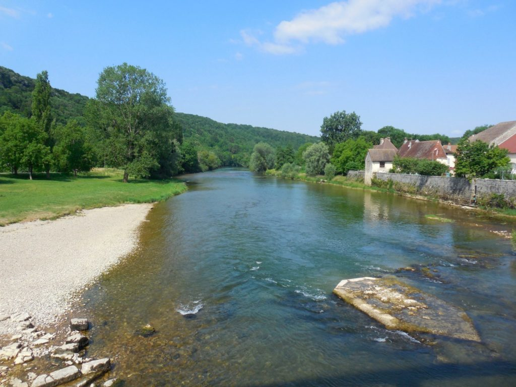 Port-Lesney © Jura Tourisme