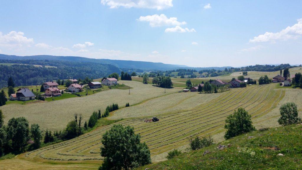 Foncine-le-Haut © Jura Tourisme