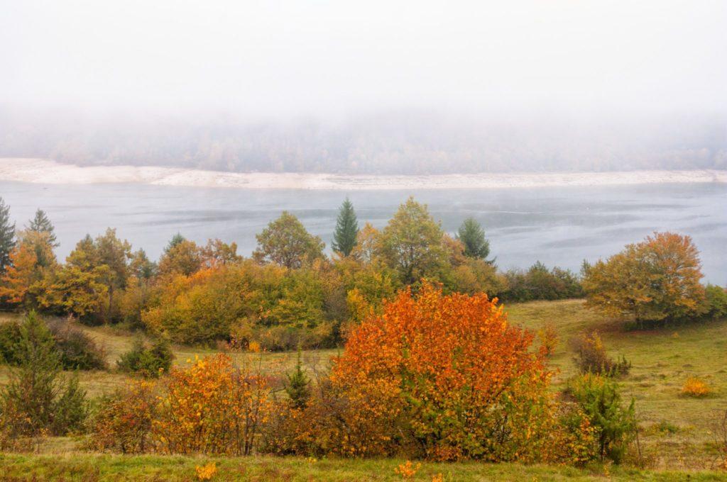 Lac de Vouglans © Vincent Edwell/JuraTourisme