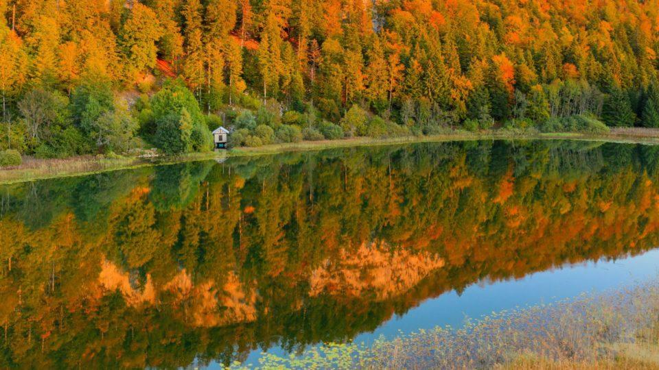 Lac dÉtival © Stéphane Godin/Jura Tourisme