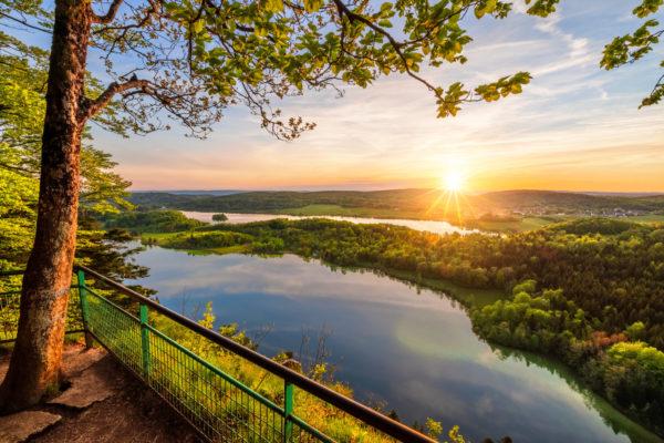 Pic de l'Aigle et Belvédère des 4 lacs