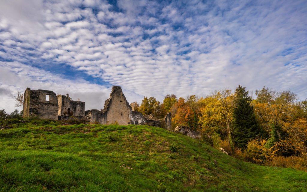Château de Presilly © Quentin Danel / Office de Tourisme Pays des Lacs et Petite Montagne