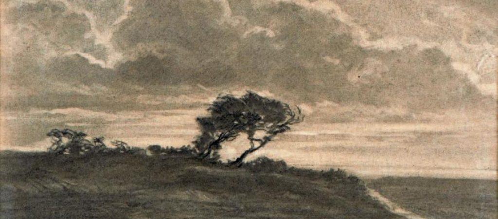 Paysage d'Auguste Pointelin (1888)