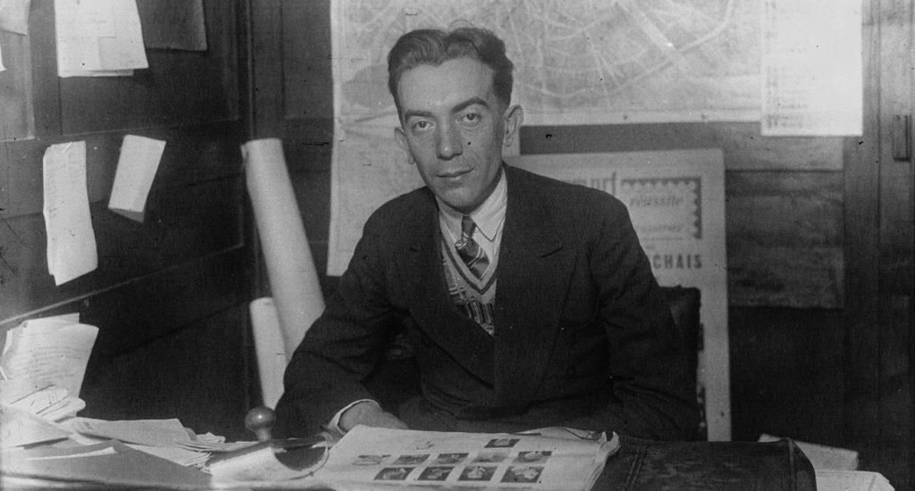 Marcel Aymé – portrait datant de 1929