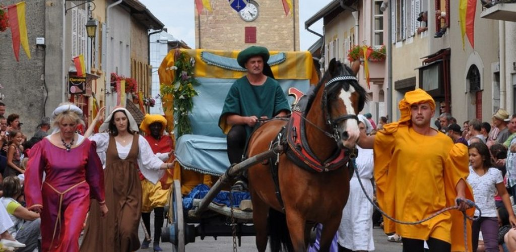Parade médiévale
