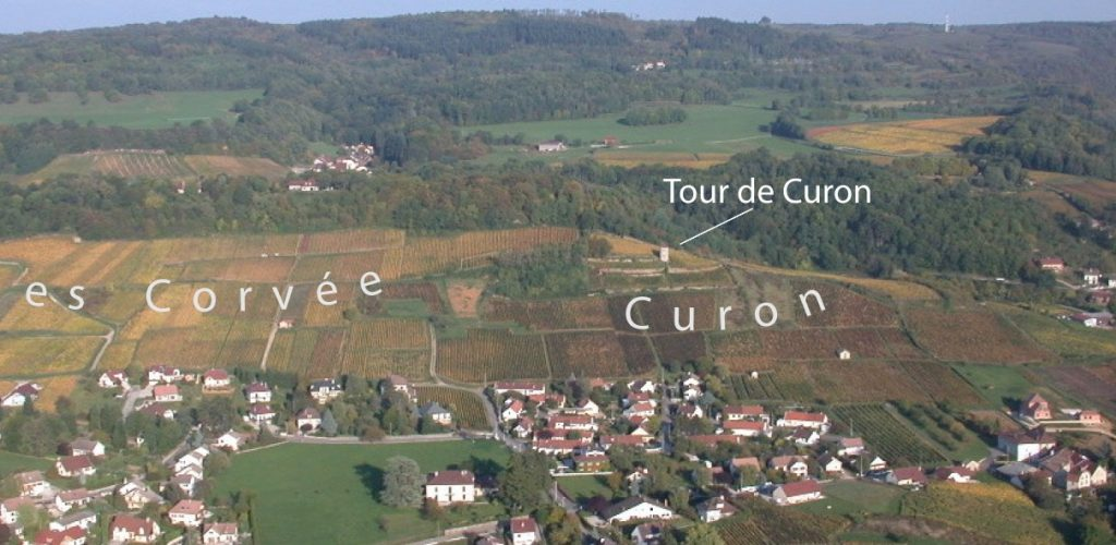 Coteaux viticoles des Corvées et de Curon © Michel Campy