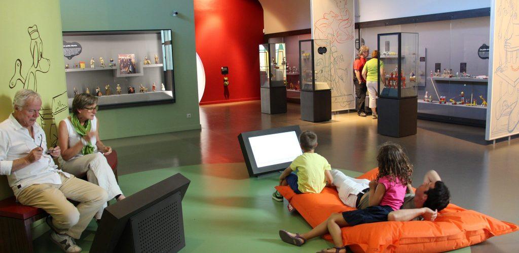 Musée du Jouet à Moirans-en-Montagne