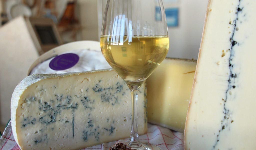 Morbier, Bleu de Gex, Comté et Mont d'or