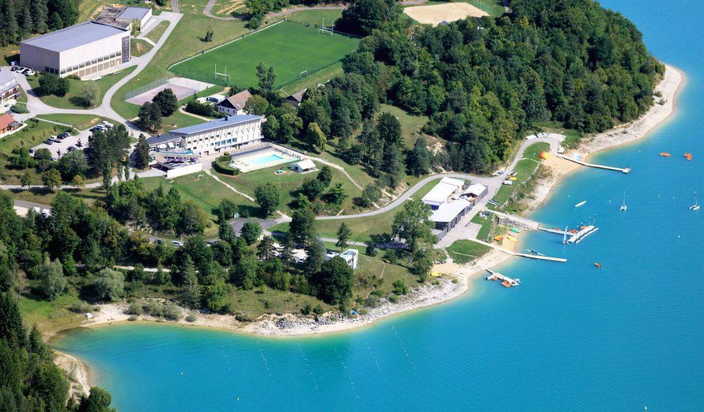 Base nautique de Bellecin © 4 Vents/Jura tourisme