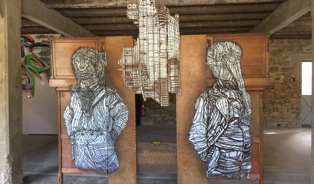Mausa (Musée des Arts Urbains et du Street Art) © Sophie Gilibert/Jura Tourisme