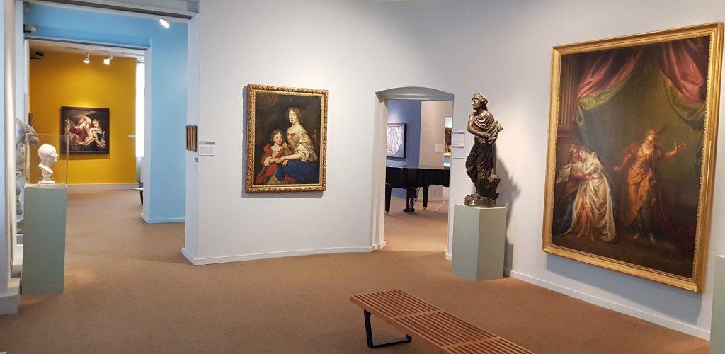 Musée des Beaux Arts de Dole © Jura Tourisme