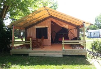 Camping les Radeliers